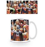 Justice League Tasse Volume 1