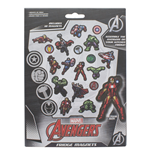 Marvel Comics Magnete Set Avengers