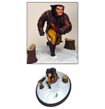 Marvel Premier Collection Statue Wolverine 23 cm