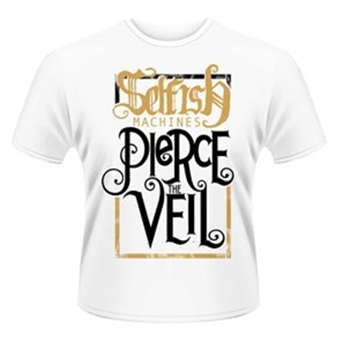 Pierce The Veil T-Shirt SELFISH MACHINES