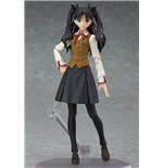 Fate/Stay Night Figma Actionfigur Rin Tohsaka 2.0 14 cm