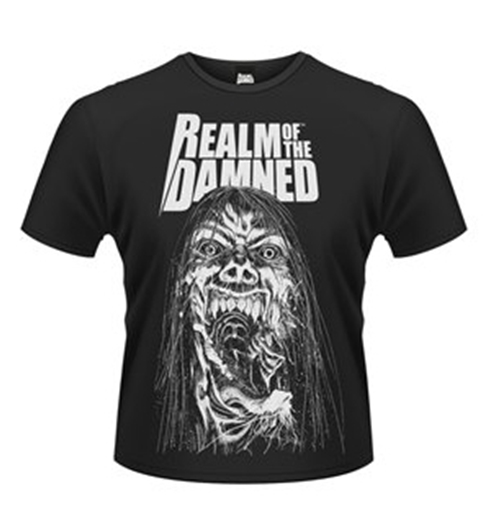 Realm Of The Damned T-Shirt REALM OF THE DAMNED 4