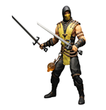 Mortal Kombat 1/6 Actionfigur Scorpion 30 cm