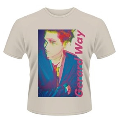 Gerard Way T-Shirt PROCESS