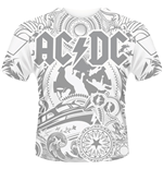 T-Shirt AC/DC - Black Ice