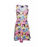Kleid Adventure Time 201304