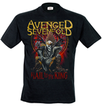 T-Shirt Avenged Sevenfold 201464