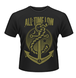 T-Shirt All Time Low  201705