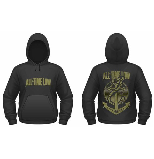 Sweatshirt All Time Low  201706