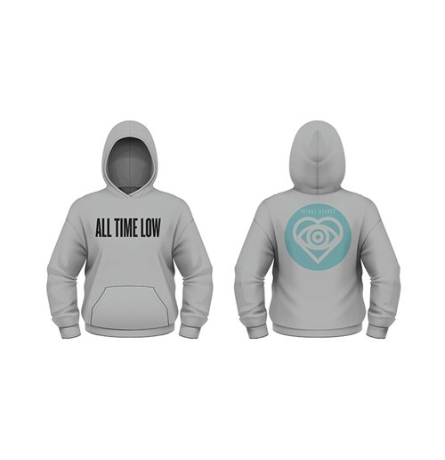 Sweatshirt All Time Low  201715