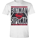 T-Shirt Batman vs Superman 201928