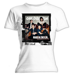 T-Shirt One Direction 202157