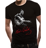 T-Shirt Elvis Presley - Signature