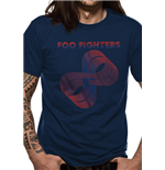 T-Shirt Foo Fighters  202619