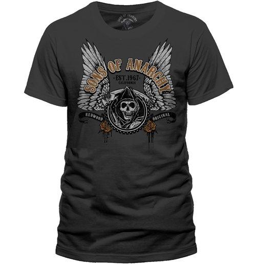 t shirt sons of anarchy 203062 original kaufen sie online. Black Bedroom Furniture Sets. Home Design Ideas