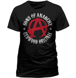 T-Shirt Sons of Anarchy - Symbol