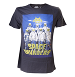 T-Shirt Space Invaders  203139