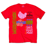 T-Shirt Woodstock 203290