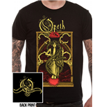 T-Shirt Opeth  203732
