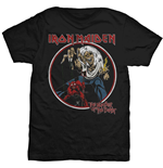 T-Shirt Iron Maiden - Number Of The Beast Vintage