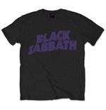 T-Shirt Black Sabbath  203888