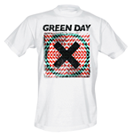 T-Shirt Green Day 204905