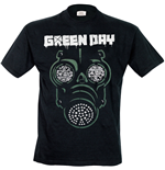 T-Shirt Green Day - Green Mask