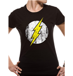 T-Shirt Flash Gordon - Logo Frauen