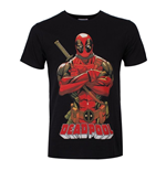 T-Shirt Deadpool 204953