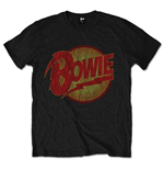 T-Shirt David Bowie  - Thunder