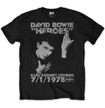 T-Shirt David Bowie  204976