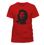 T-Shirt Che Guevara  - Red Face
