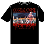 T-Shirt Cannibal Corpse  205022