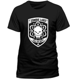 T-Shirt Call Of Duty  - Black OPS3 - Zombie Labs