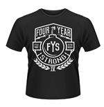 T-Shirt Four Year Strong  205310