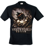 T-Shirt Disturbed  205372