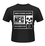 T-Shirt New Found Glory  205490