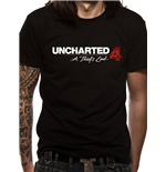 T-Shirt Uncharted 205879