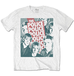 T-Shirt The Police  206014