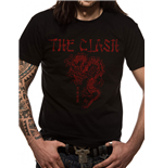 T-Shirt The Clash 206063