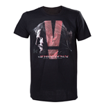 T-Shirt Metal Gear 206211