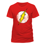 T-Shirt DC Comics - Flash - Logo
