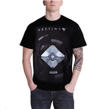 T-Shirt Destiny - With Ghost