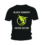 T-Shirt Black Sabbath  206464