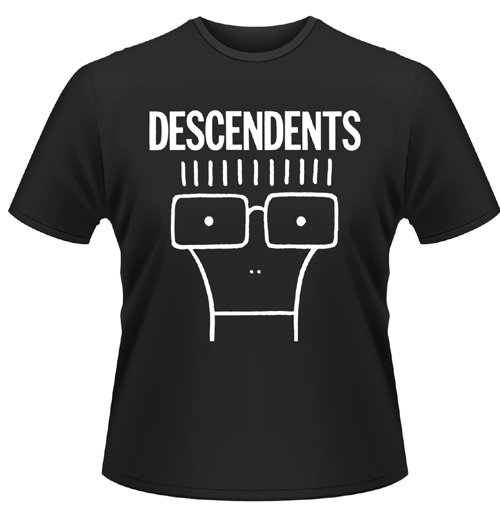 T-Shirt Descendents  206587