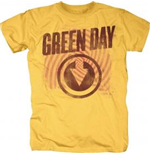 T-Shirt Green Day 206796