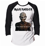 langärmeliges T-Shirt Iron Maiden 207013