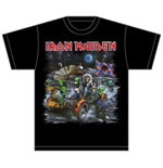 T-Shirt Iron Maiden 207038