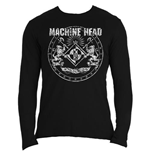 langärmeliges T-Shirt Machine Head  207213