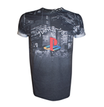 T-Shirt PlayStation 207452